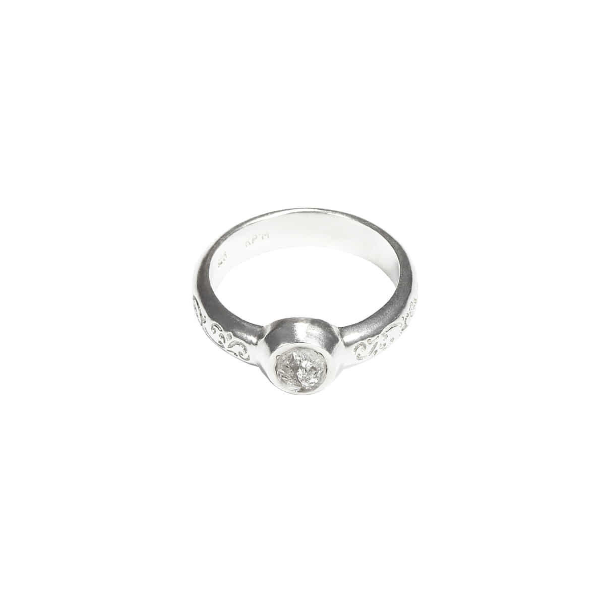 FOUNTAIN ring(SILVER)