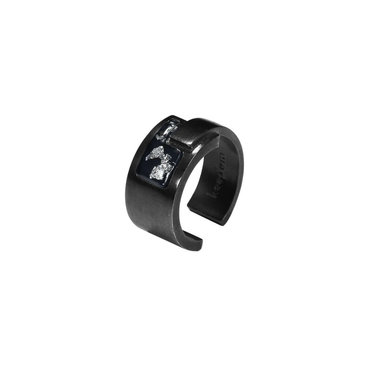 VAUX LE VICOMTE Ⅰ ring(BLACK)