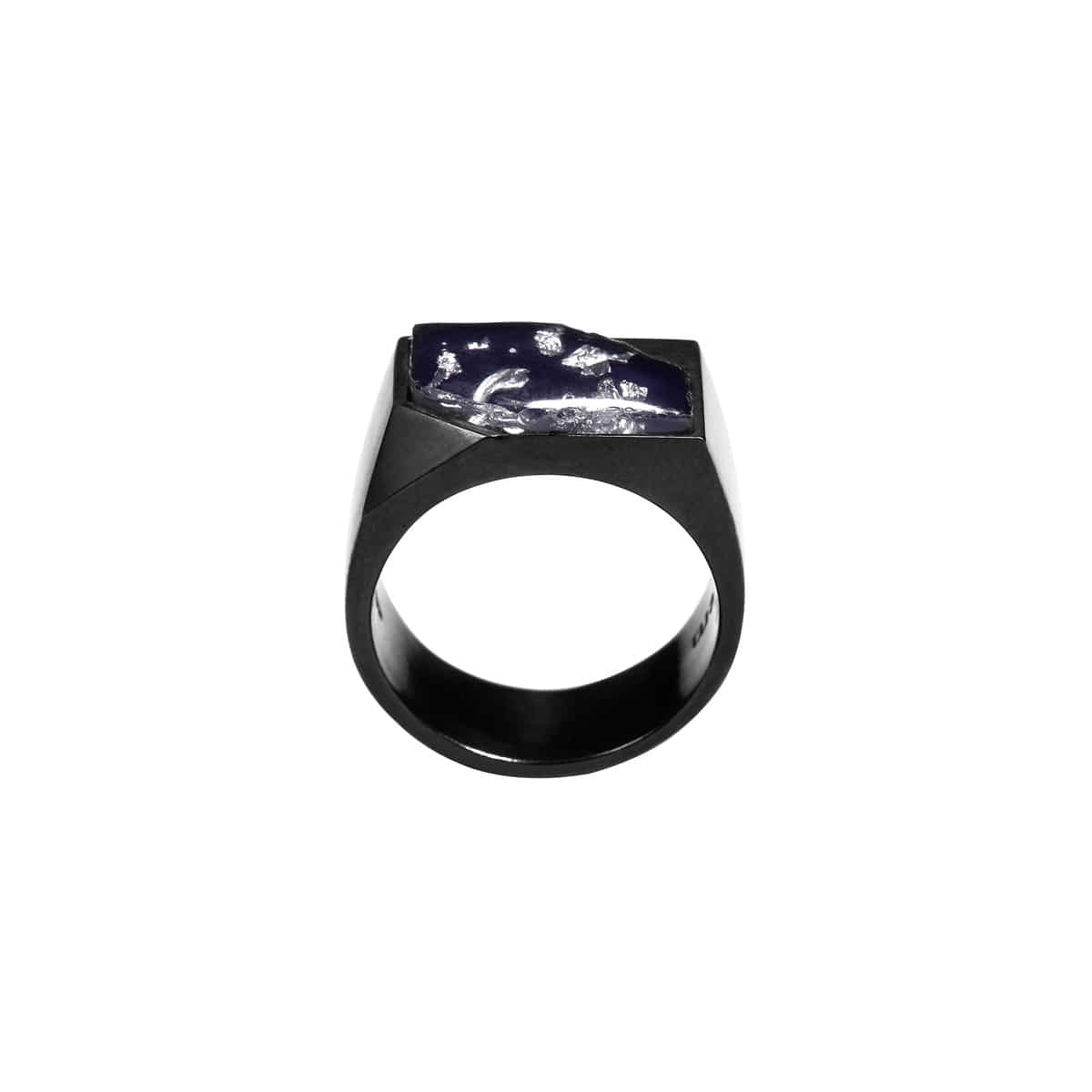 VAUX LE VICOMTE Ⅱ ring(BLACK)